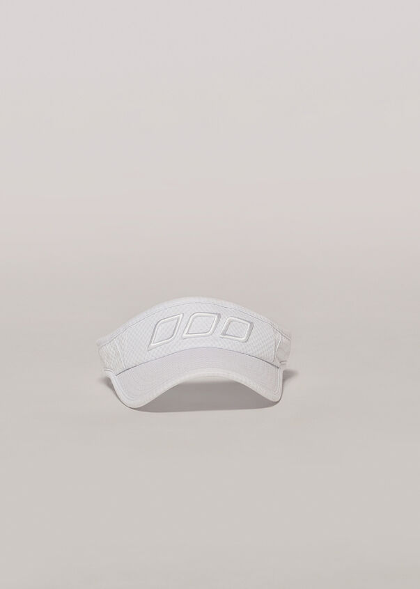 Ventilation Visor, White, hi-res