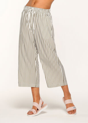 Down Time Cropped Pant