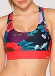Phenomenal Sports Bra, Phenomenal Floral Print, hi-res
