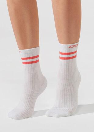 LJ Retro Crew Sock