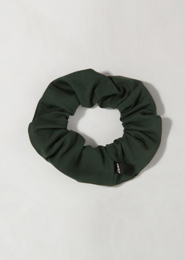 LJ Active Scrunchie, Fig Green, hi-res