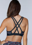 Revival Sports Bra, Revival Print, hi-res
