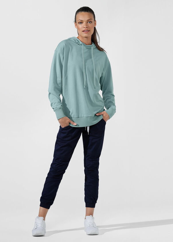 All Comfort Lightweight Hoodie, Succulent, hi-res