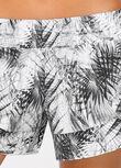 Ace Run Short, Tropical Print, hi-res