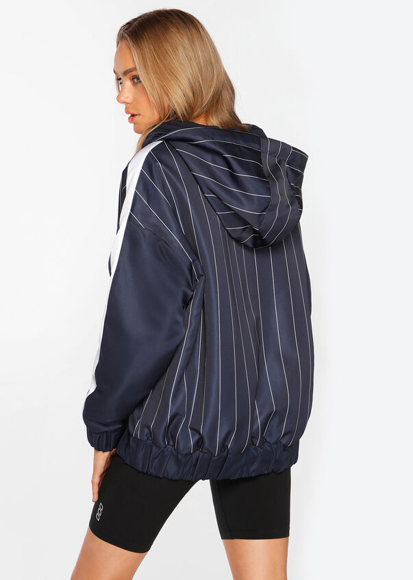 Wind Runner Active Jacket, French Navy/White, hi-res