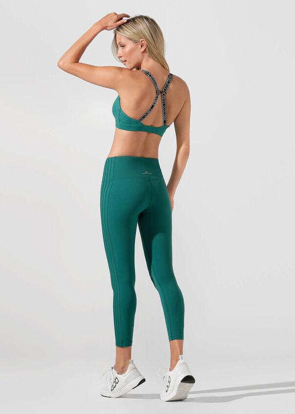 Iconic Sports Bra, Amazon Green, hi-res