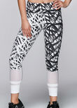 Theory Core Ankle Biter Tight, Theory Print, hi-res