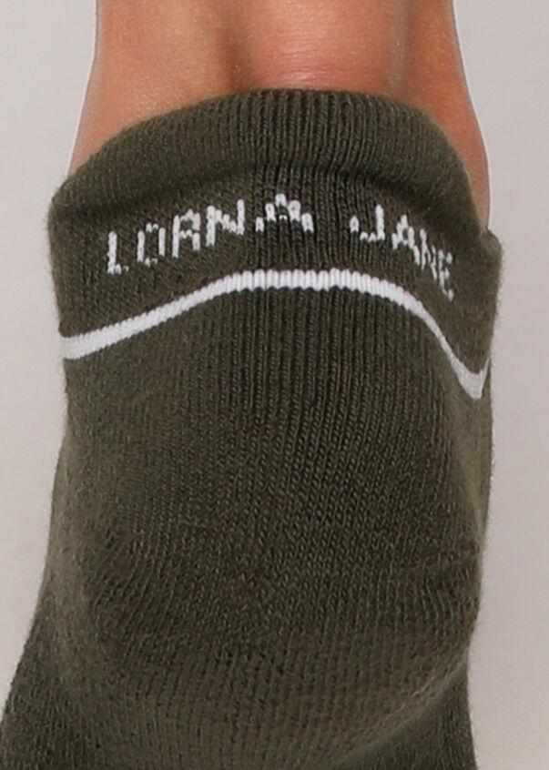 LJ Running Sock, Dark Safari, hi-res