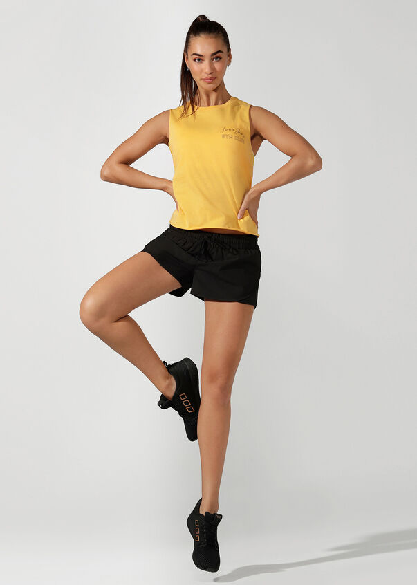 New Original Run Short, Black, hi-res