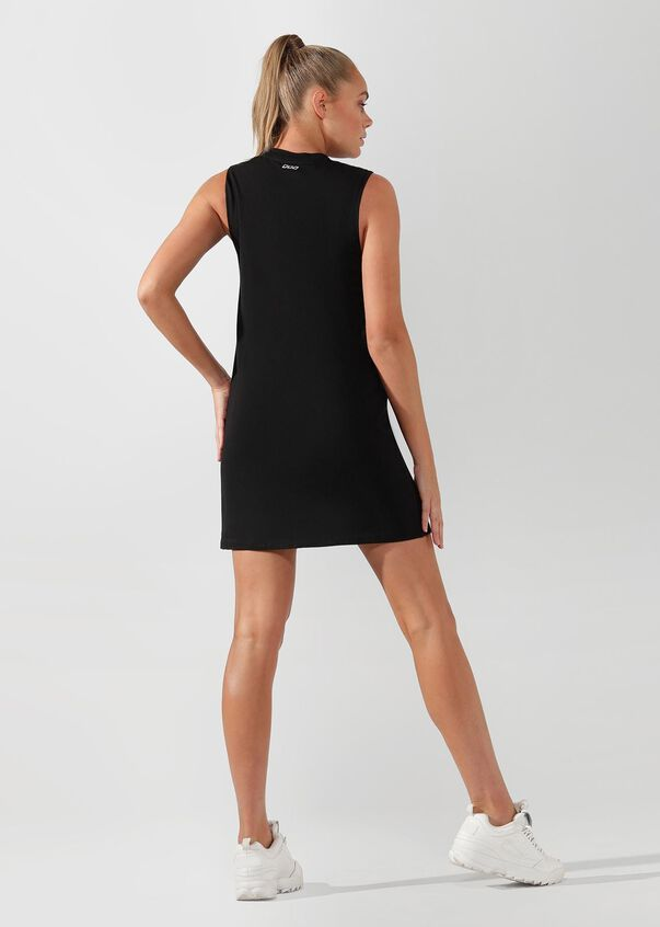 Lorna Jane Everywhere Dress, Black, hi-res