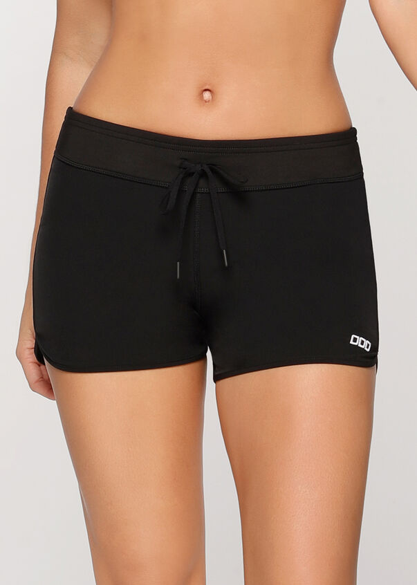 LJ Advanced Excel Short, Black, hi-res