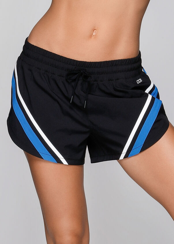 Run Track Rugby Short, Black, hi-res