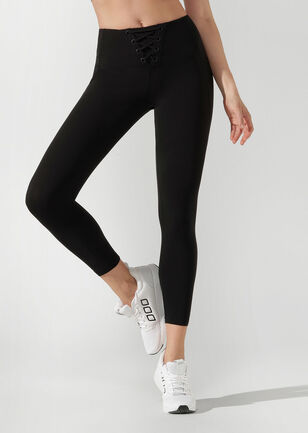 Lace Up Ankle Biter Tight