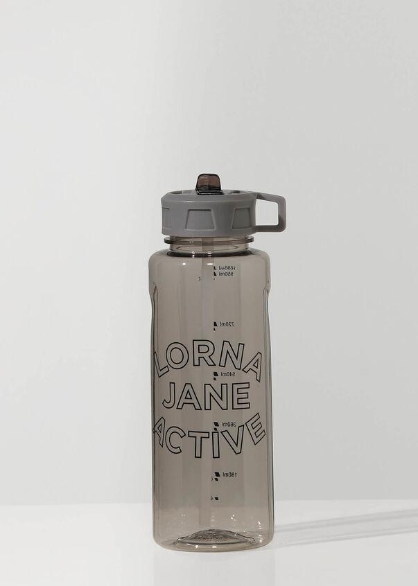 Lorna Jane Active 1L Water Bottle, Nu Grey, hi-res