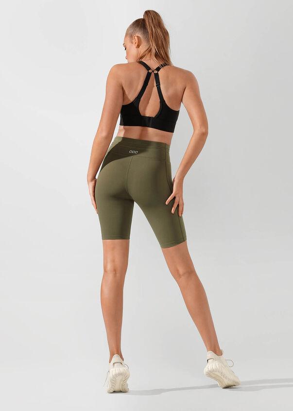 Yasmin Core Short Tight, Pale Olive, hi-res