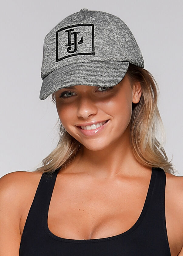 LJ Classic Cap, Grey Marl, hi-res