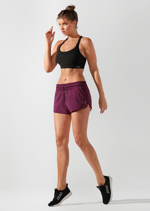 Easy Breezy Light Weight Run Short, Pinot, hi-res