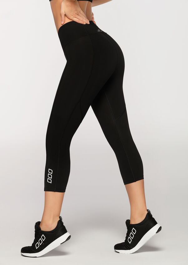 Booty Support 7/8 Tight, Black, hi-res