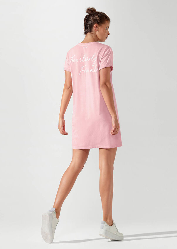 Fearlessly Female Dress, Dusty Rose, hi-res
