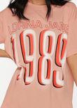 Classic 1989 Oversized Tee, Ballerina, hi-res