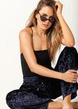Fierce Luxe Bodysuit, Black, hi-res