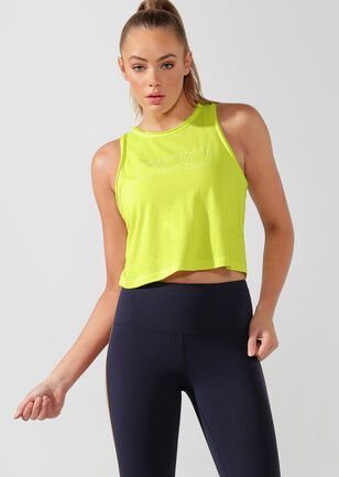 Perfect Cropped Workout Tank