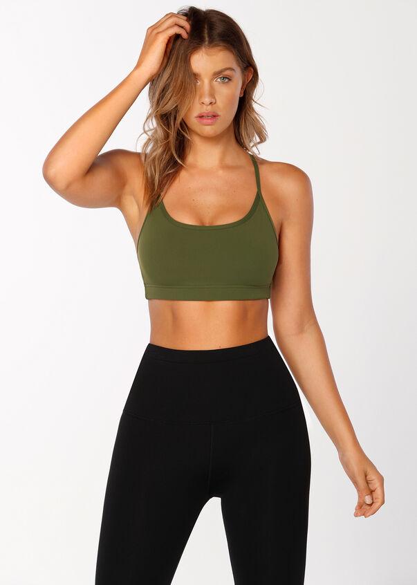 Pammy Bra, Army Green, hi-res