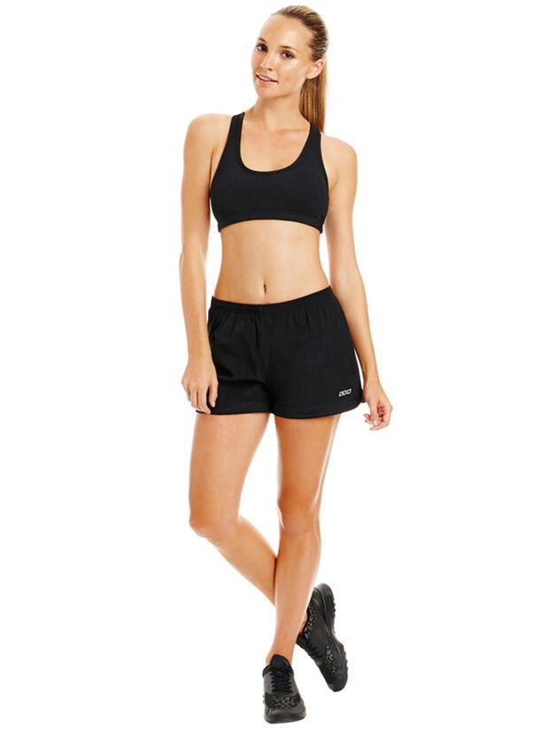 Marathon Short, Black, hi-res