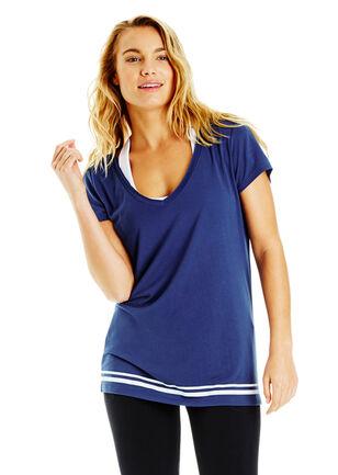 Jane Classic S/Slv T-Shirt